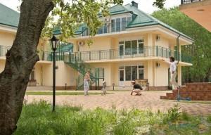Отель «Дюны золотые»