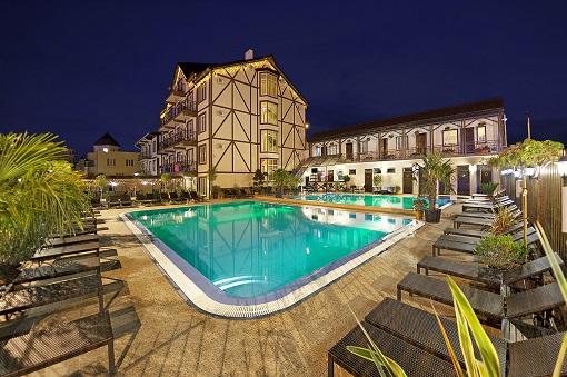В хорошем отеле комфортно проживать