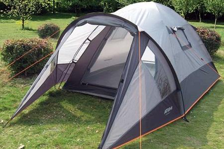 Жизнь в палатках – увлекательна!