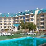 Санаторий «Парус» – отдых в Анапе по доступным ценам